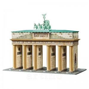 Puzzle 3D Poarta Brandenburg, 324 Piese, Ravensburger