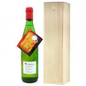 Vin colectie 1991 Feteasca Regala + cutie lemn