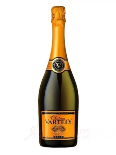 Chateau Vartely Spumant Alb Brut - mic