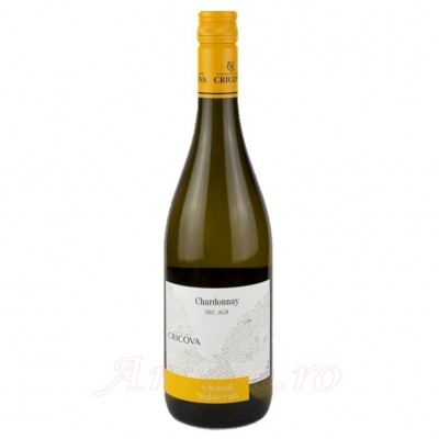 Cricova Orasul Subteran Chardonnay - mic
