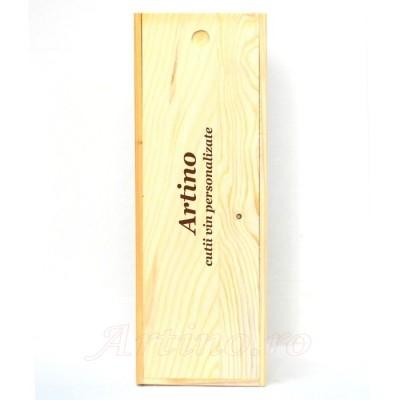 Cutie lemn personalizata Extra Big