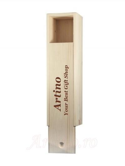 Cutie lemn personalizata Slide 2