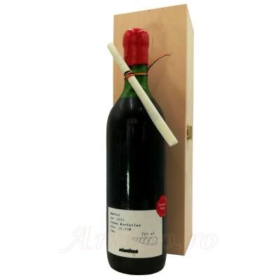 Vin colectie 1990 Merlot Murfatlar