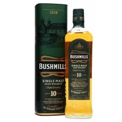 Bushmills Malt 10 Ani + Gift Box, 0.7L
