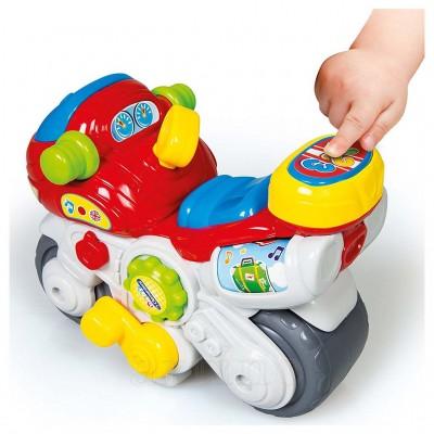 Jucarie Motocicleta Interactiva, Clementoni
