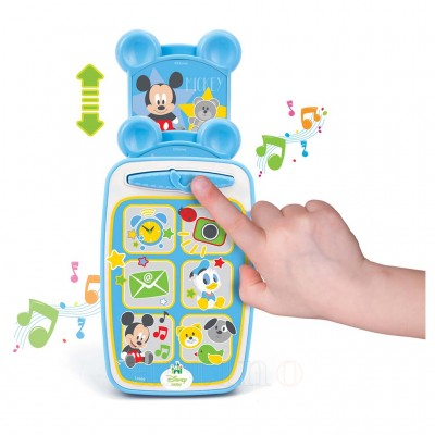 Jucarie Smartphone Mickey Mouse, Clementoni