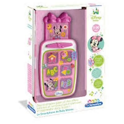 Smartphone Minnie Mouse, Clementoni