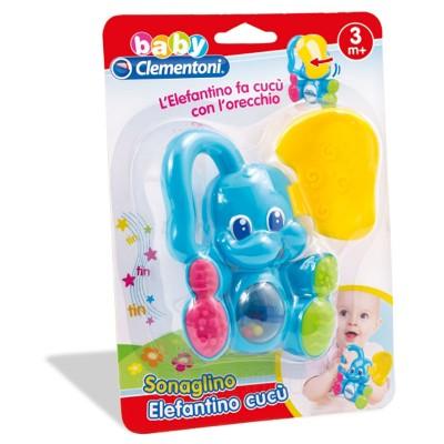 Zornaitoare Elefant, Clementoni, Clementoni - mic