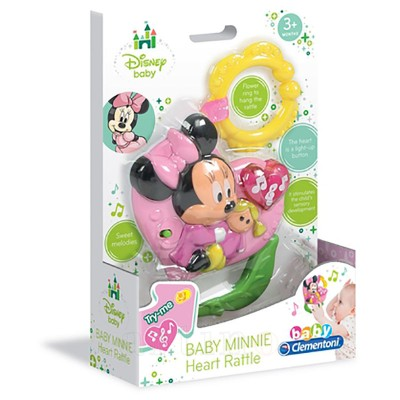 Zornaitoare interactiva Minnie, Clementoni