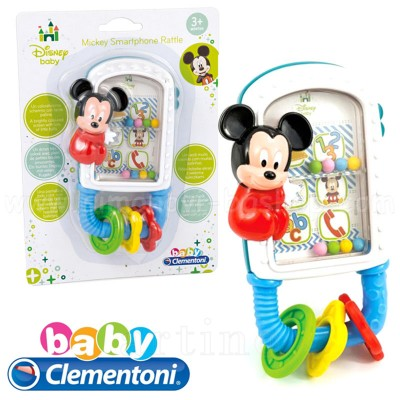 Zornaitoare Mickey Smartphone, Clementoni - mic