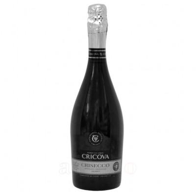Cricova Crisecco Alb Brut (Prosecco)  - mic