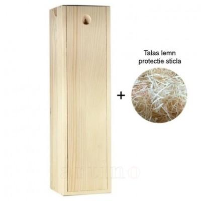 Cutie lemn vin Slide Remi C.L. - mic