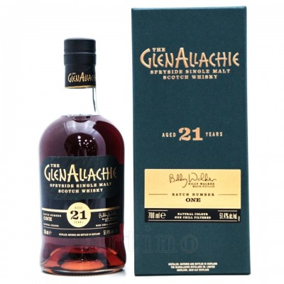 Glenallachie 21 ani Cask Strenght