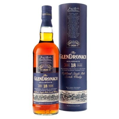 Whisky GlenDronach 18 YO Allardice