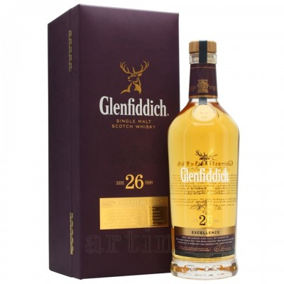 Glenfiddich 26 ani Excellence