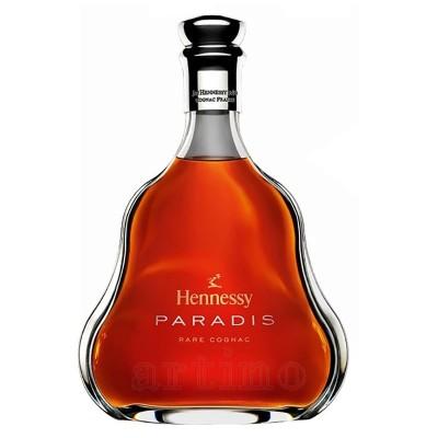 Coniac Hennessy Paradis + cutie, 0.7L