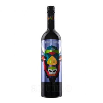 Vin Castel Mimi Pinot Noir - AnimAliens, Baby 375 ml - mic