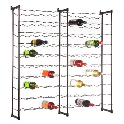 Raft metalic 100 sticle, Wine Rek