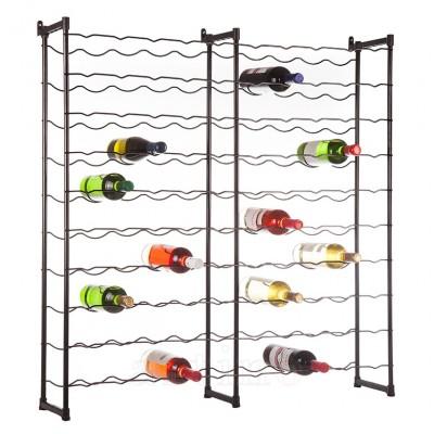 Raft metalic 100 sticle, Wine Rek