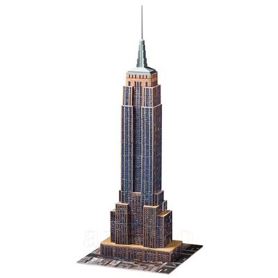 Puzzle 3D Empire State Building, 216 Piese, Ravensburger