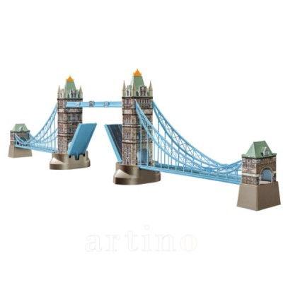 Puzzle 3D Tower Bridge, 216 Piese, Ravensburger