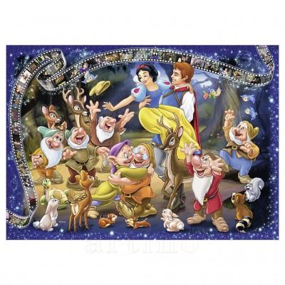 Puzzle Alba Ca Zapada, 1000 Piese, Ravensburger