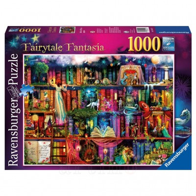 Puzzle Basm, 1000 Piese, Ravensburger