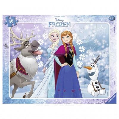 Puzzle Frozen, 38 Piese, Ravensburger