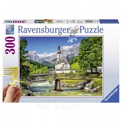 Puzzle Ramsau Bavaria, 300 Piese, Ravensburger