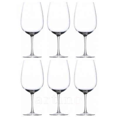 pahare vin rosu Bordeaux Weinland cristal 660 ml - mic