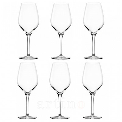 pahare vin alb, Exquisit, cristal, 350ml, Stolzle - mic