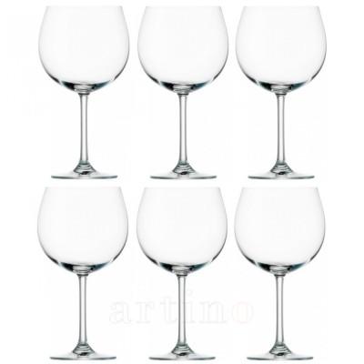 pahare vin rosu, Bordeaux Weinland, cristal 650ml, Stolzle  - mic