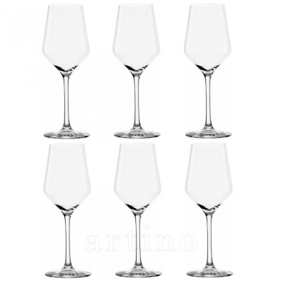 pahare vin alb, Revolution, cristal 365ml