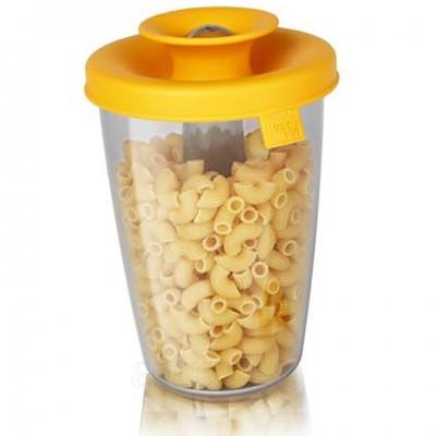 Cutie depozitare zahar, orez, cereale, Vacu Vin
