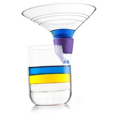 Separator straturi cocktail