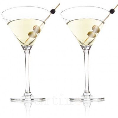 Set 2 pahare Martini