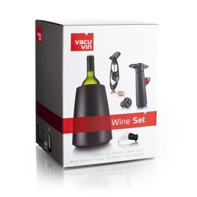 Set accesorii pentru vin, Vacu Vin