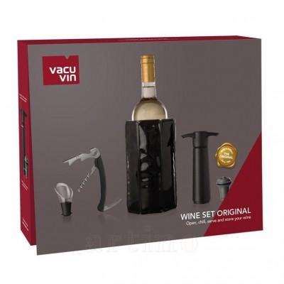 Set accesorii Wine Original, Vacu Vin