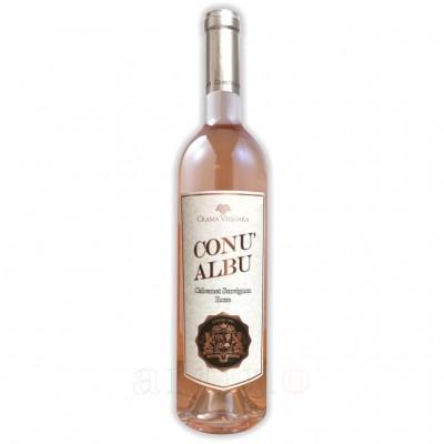Viisoara Conu Albu Cabernet Sauvignon roze - mic