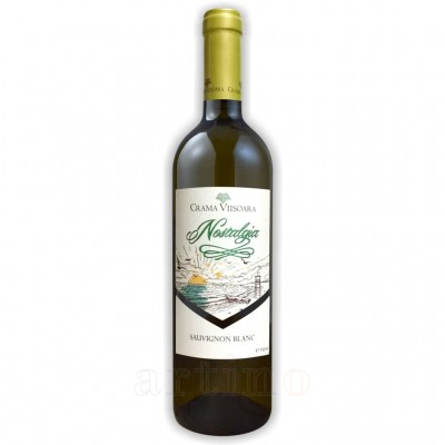 Vin Viisoara Nostalgia Sauvignon Blanc - mic