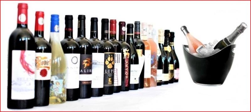 Temperatura servire vinuri
